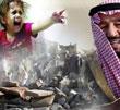 عکس خبري -قتل خاشقچي و برخورد دوگانه غرب با حقوق بشر