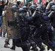 عکس خبري -روزهاي سخت فرانسه و «امانوئل مکرون»