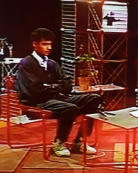 عکس خبري -وقتي عادل فردوسيپور ?? ساله بود