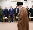 عکس خبري -روايت فرمانده کل سپاه از جلسه ويژه رهبر انقلاب درباره سيل