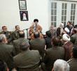 عکس خبري -برادري ارتش و سپاه مقابل امريکا حرکتي زيبا بود