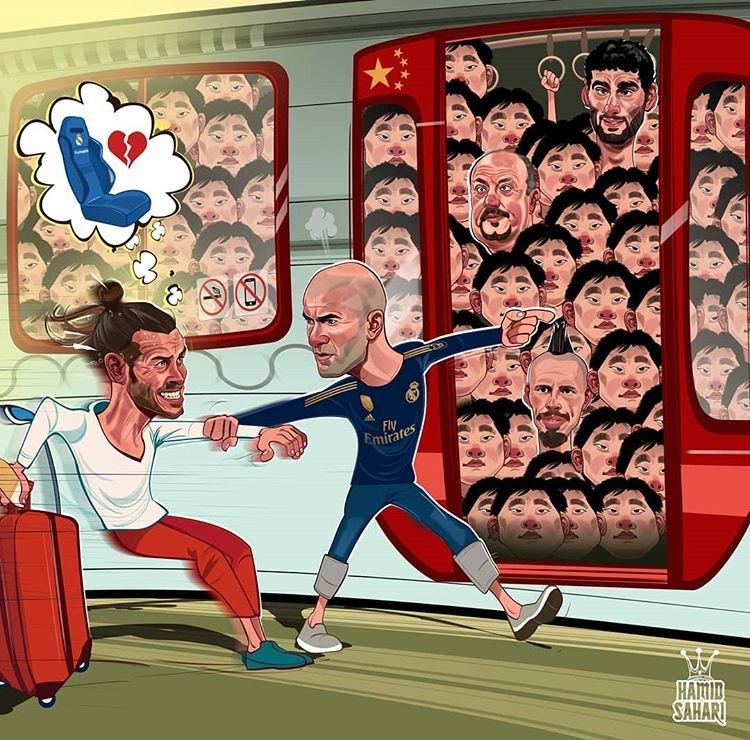 عکس خبري -آقاي ستاره از قطار جانموني!