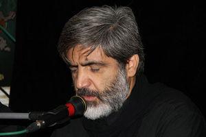 عکس خبري - شب ششم محرم ?? با نواي مهدي سماواتي/ صوت