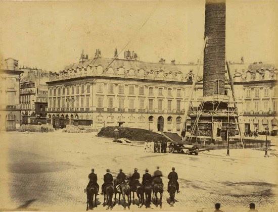 عکس خبري -عکس / پاريس در محاصره سال 1871 در جنگ با آلمان