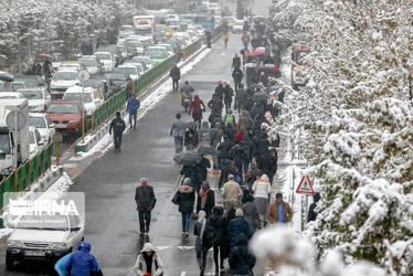 عکس خبري - شهرداري مردم را پياده به خانه فرستاد/ گزارش تصويري