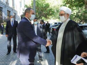عکس خبري -ديدار دادستان کل کشور با دادستان کل ارمنستان