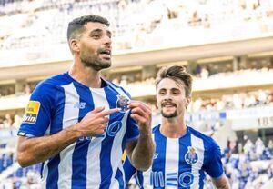 عکس خبري -افشاگري در برنامه تلويزيوني پرتغال/ طارمي ميخواست به بنفيکا برود
