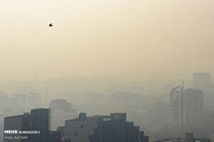 عکس خبري -شدت آلودگي هوا موجب تشديد عوارض کوويد ?? مي شود