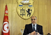 عکس خبري -دولت تونس منحل شد