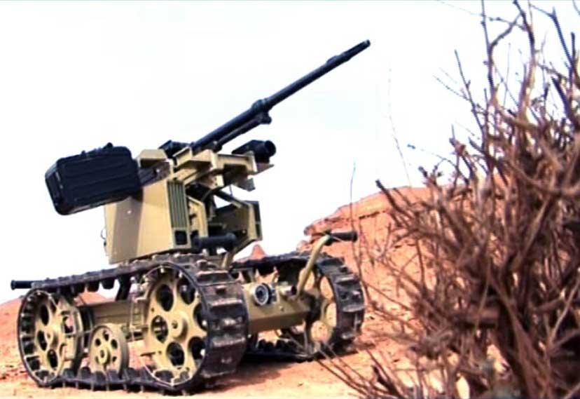 عکس خبري -روبات رزمي سپاه رونمايي شد + عکس
