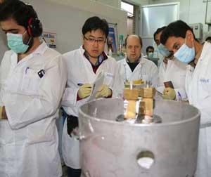 عکس خبري -ديگر نبايد زمينه ترور دانشمندان هسته اي فراهم شود