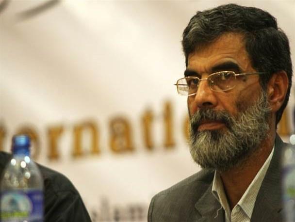 عکس خبري -واکنش انصاري به انتقادات در مورد ساخت و ساز مرقد امام(ره)
