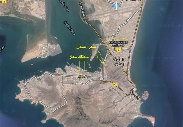 عکس خبري -ورود يك تيم آموزش ديده سعودي به يمن