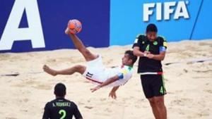 عکس خبري -گل احمدزاده سومين گل برتر جام جهاني
