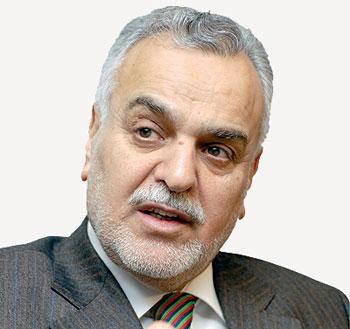 عکس خبري -الهاشمي تحت تعقيب اينترپل قرار گرفت