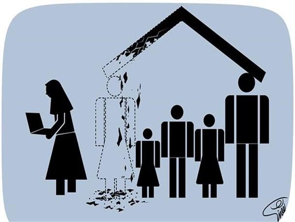 عکس خبري -دشمن در جنگ نرم،زن و خانواده را نشانه گرفته است/چادر نماد ملي ايرانيان است