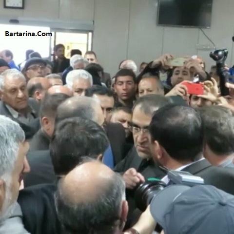 عکس خبري -دولت در برابر مردم و رسانهها پاسخگو باشد