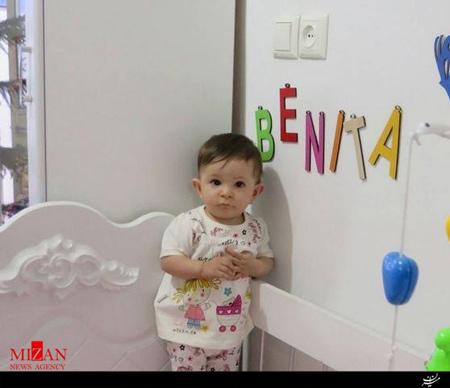 عکس خبري -مرگ بنيتاي 8 ماهه به علت گرما و گرسنگي