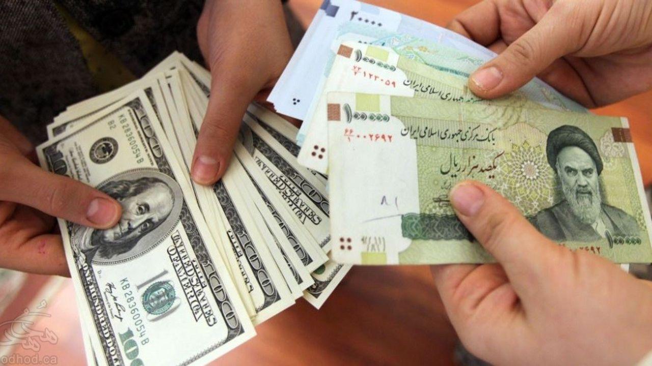 عکس خبري -دلار در سراشيبي سقوط