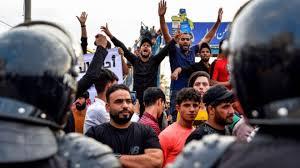 عکس خبري -عاملان بحران عراق