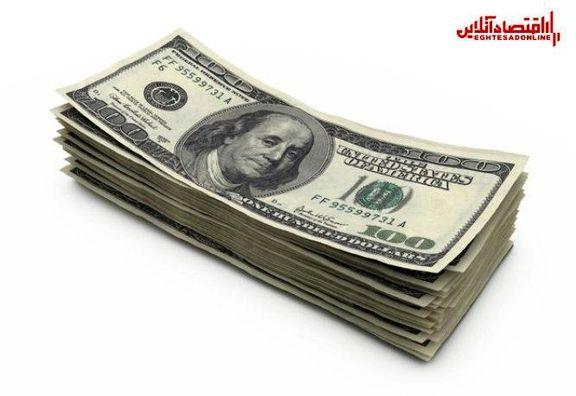 عکس خبري -نرخ فعلي ارز منطقي نيست