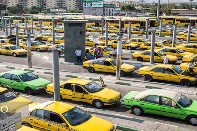 عکس خبري -تمام رانندگان تاکسي بيمه مي شوند