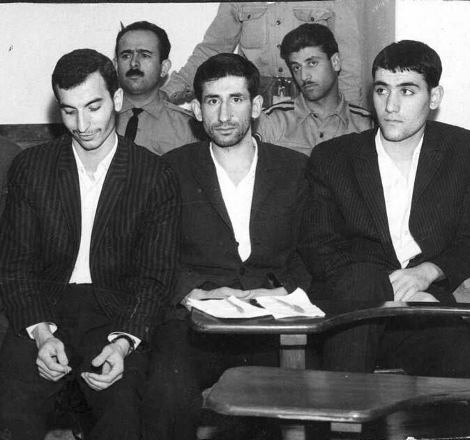عکس خبري -چرا عده اي سعي دارند اعدام انقلابي حسنعلي منصور را ترور جلوه دهند؟
