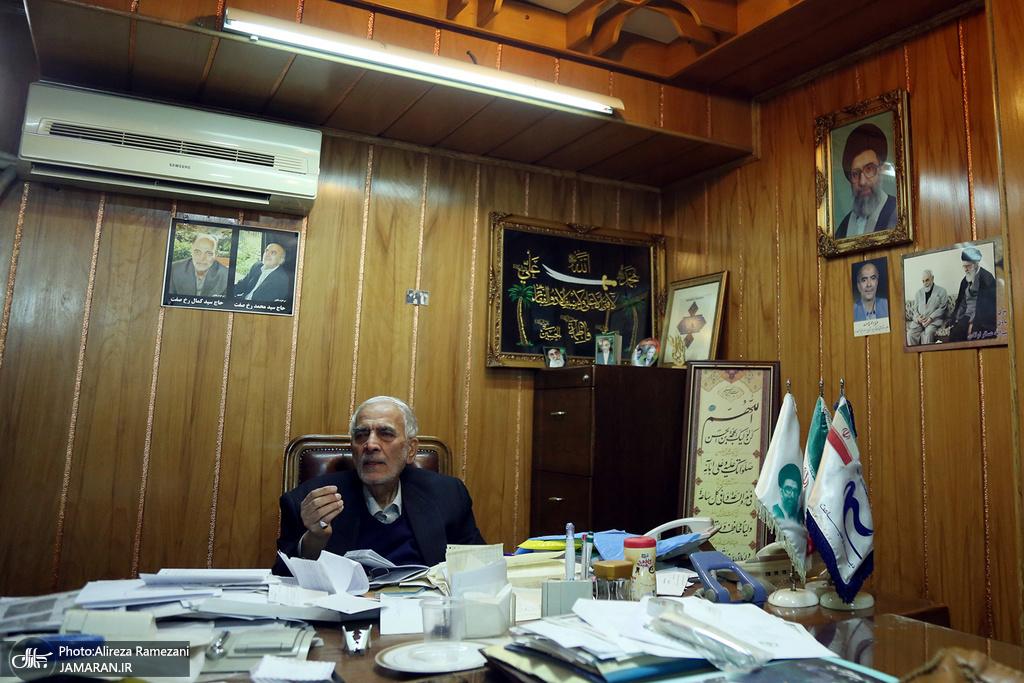 عکس خبري -ماجراي حکم اولين زندانبان انقلاب