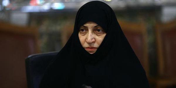 عکس خبري -رسيدگي به مسائل زنان و خانواده دغدغه اصلي مرحومه فاطمه رهبر بود