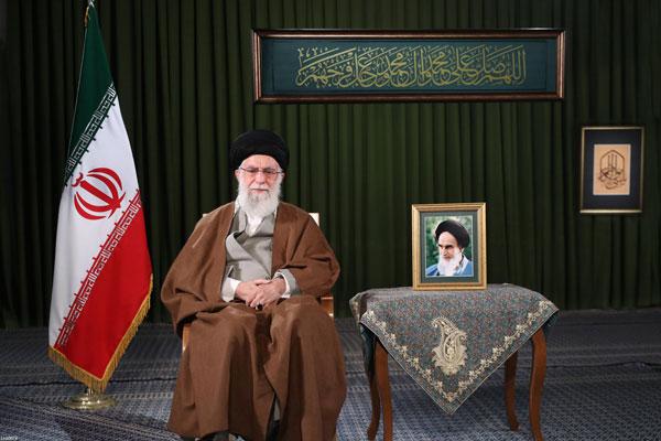 عکس خبري -رهبر معظم انقلاب اسلامي سال ???? را سال «جهش توليد» نامگذاري کردند