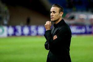 عکس خبري -گلمحمدي: براي فرار از فشار هواداران به دنبال تعطيلي فوتبال هستند