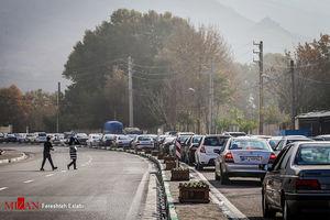 عکس خبري -جاده چالوس در تعطيلات عيد فطر يکطرفه ميشود