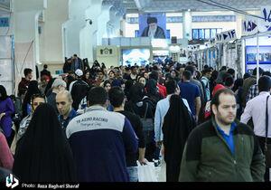 عکس خبري -نمايشگاه مجازي جاي نمايشگاه کتاب تهران را پر نميکند