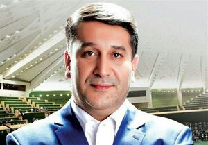 عکس خبري - محمد عزيزي نماينده سابق مجلس بازداشت شد