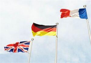 عکس خبري -واکنش سه کشور اروپايي به تصميمات جديد آمريکا درباره برجام