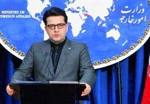 عکس خبري -واکنش ايران به تحريم بينالمللي هستهاي آمريکا