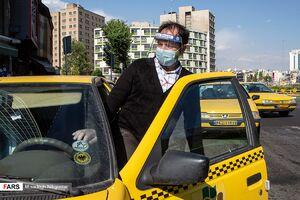 عکس خبري -روشن کردن کولر در تاکسيها الزامي است؟