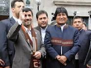 عکس خبري -کنفرانس خبري مشترک احمدي نژاد و مورالس