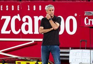 عکس خبري -واکنش ستين به توقف بارسلونا برابر سويا