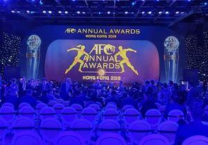 عکس خبري -کرونا مراسم برترينهاي سال آسيا را لغو کرد