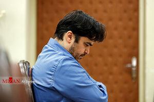 عکس خبري -روحالله زم به اعدام محکوم شد
