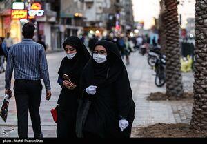 عکس خبري -وضعيت قرمز کرونايي در ?? شهر خوزستان