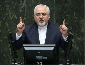 عکس خبري -واکنش ظريف به انتقادات نمايندگان مجلس