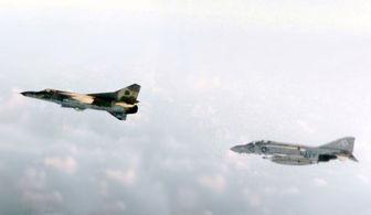 عکس خبري -حمله جنگندههاي ناشناس به ليبي