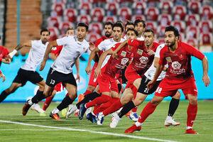عکس خبري -پرسپوليس با حسادتها قهرمان ميشود/ نميتوان فوتبال را تعليق کرد