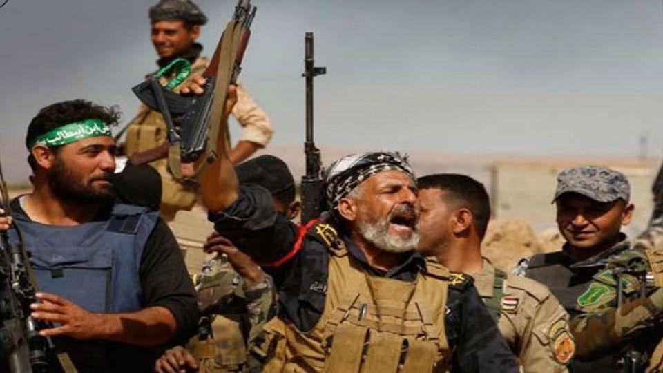 عکس خبري - روياي سلطه داعش در عراق توسط حشدالشعبي نابود شد