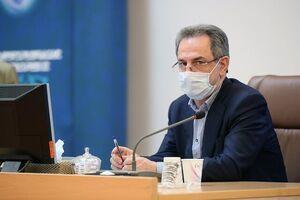 عکس خبري -آخرين وضعيت کرونايي تهران از زبان استاندار