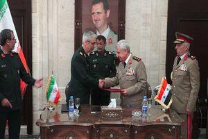 عکس خبري -واکاوي توافقنامه همکاري نظامي ايران و سوريه