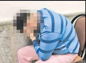 عکس خبري -صحنه سازي براي قتل عمه