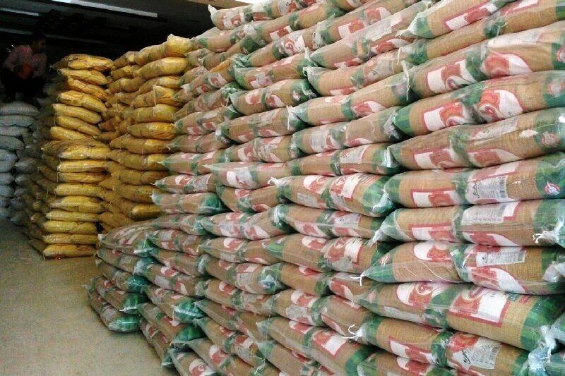 عکس خبري -کشف ??? هزار کيلوگرم برنج احتکار شده در شهرستان باوي